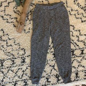Pants - Grey joggers